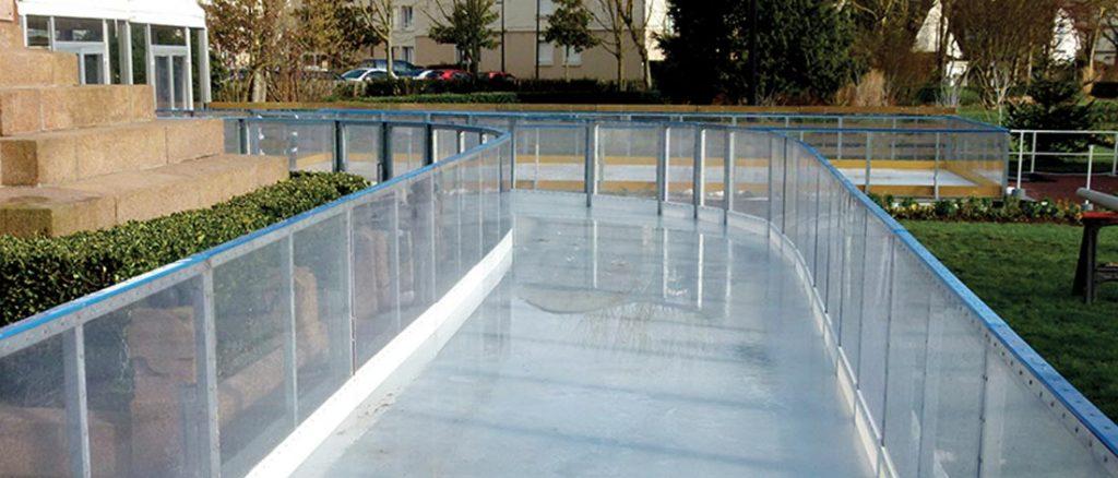 Synerglace Sentier glacé