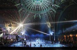 Grand Palais Paris by Night