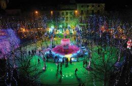 Ville de Carcassonne by Night