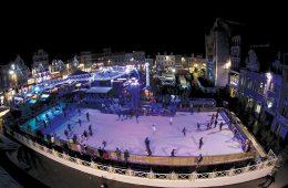 Ville de Saint Quentin by Night