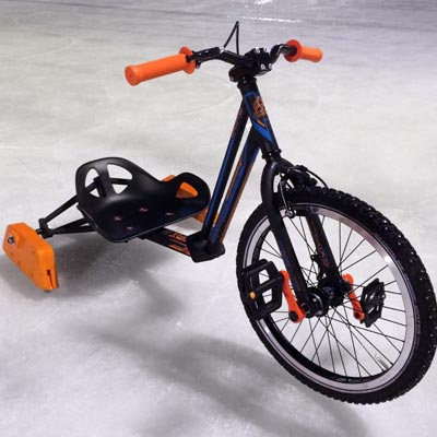 Aide au patinage Ice Bike