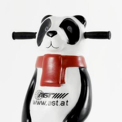 Aide au patinage Panda ludique