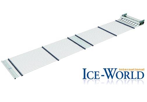 Tapis glacier Ice World