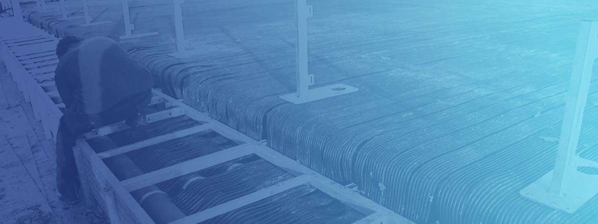 Synerglace Tapis glacier