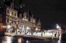 Ville de Paris ,place de l'hôtel de Ville
